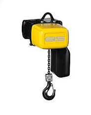 GIS Hoists with frequency inverter, Type