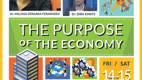 The Purpose of the Economy - A Pluralism In Economics Conference