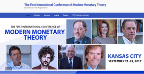 Erste internationale MMT-Konferenz in Kansas City, 21.-24. September 2017