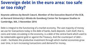 """Staatsschulden nominal risikofrei"""