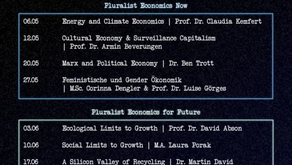 "Ringvorlesung ""Economics and Beyond"" der MÖVE Lüneburg"