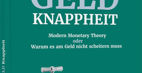 Neues Buch: Mythos Geldknappheit