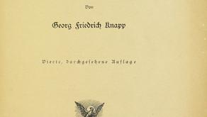 """MMT, Knapp und die """"Staatsverschuldung"""""""