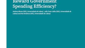 Belohnen Finanzmärkte effiziente Regierungen?