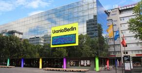 Workshop an der Urania in Berlin ist finanziert!
