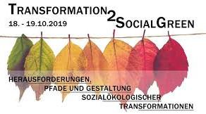 Ökonomiekonferenz am Freitag in Leipzig: Transformation2SocialGreen