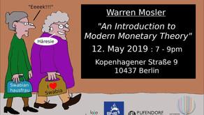 Warren Mosler erklärt den Unterschied zwischen einem Staat und der schwäbischen Hausfrau