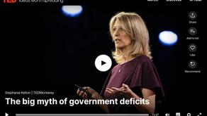 TED Talk von Stephanie Kelton