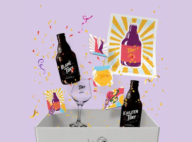 Stardust x Tony Belgian Beer