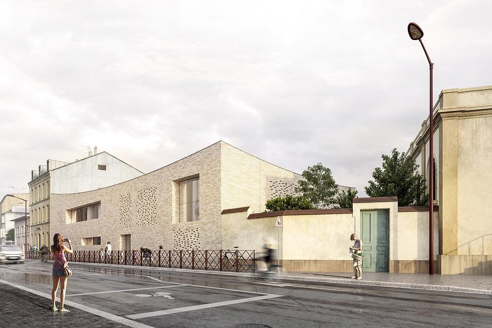 Ecole maternelle Versailles