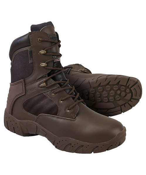 Tactical Pro Boot - 50/50 - Brown