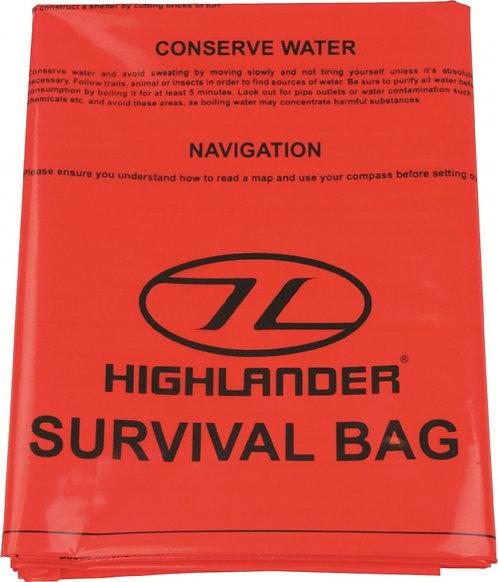 Double Survival Bivi Bag Orange