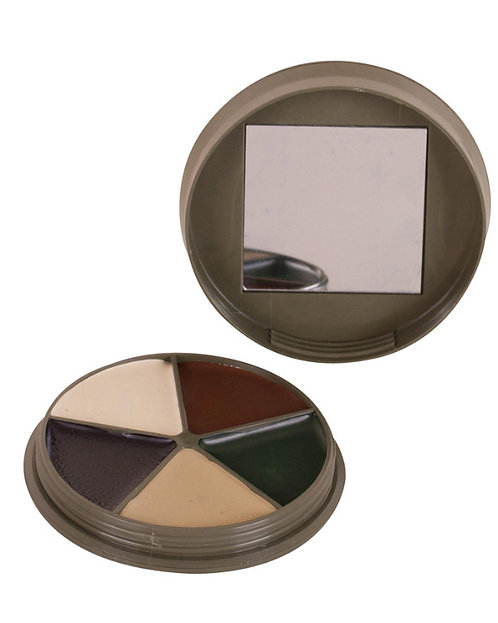 MTP 5 Colour Camo Cream