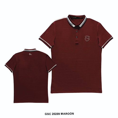 Geron Collar T-shirt -GSC 20209