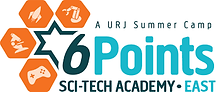 URJ Six Points Sci-Tech Academy East logo