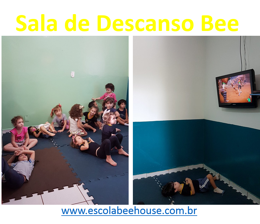 sala de descanso bee