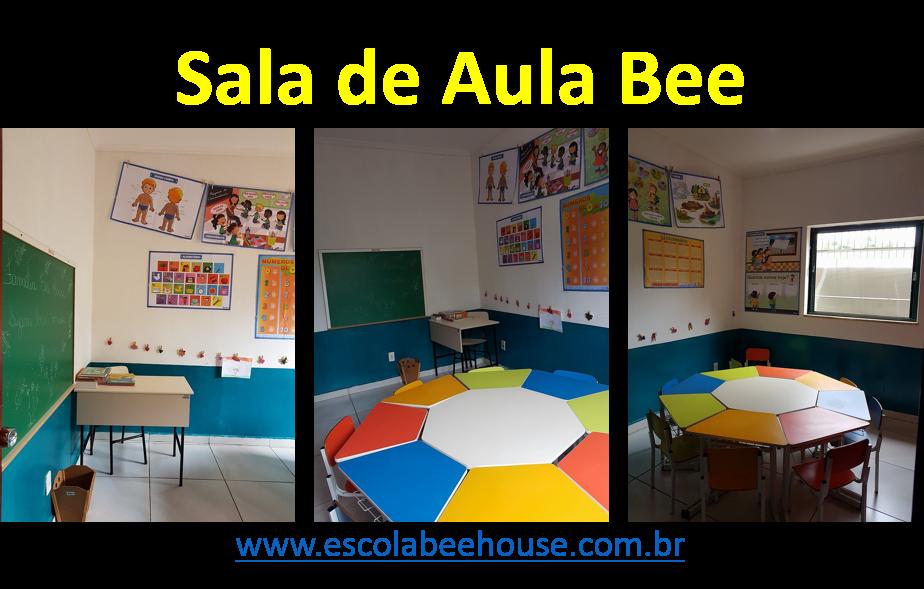 sala de aula bee