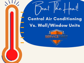 Central Air Conditioning Vs. Wall/Window Units
