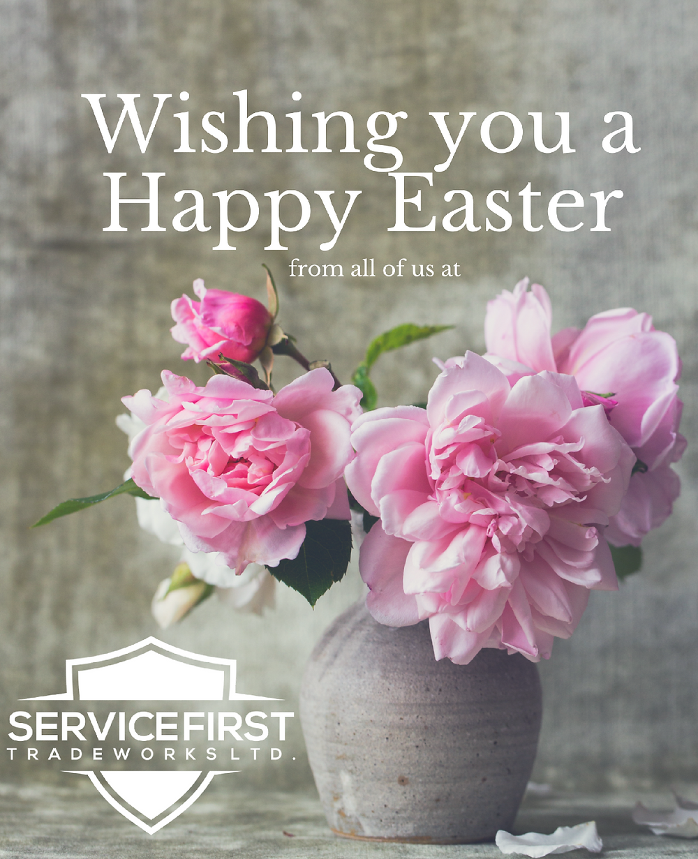 Easter Service First Tradeworks