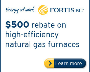 Receive a $500 rebate on a new furnace!