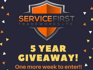 5 Year Give Away Continues!!