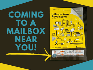 Coming to a mailbox near you!