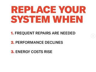 Replace or Repair?
