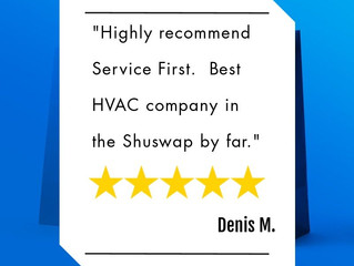 Your Trusted HVAC Specialists!