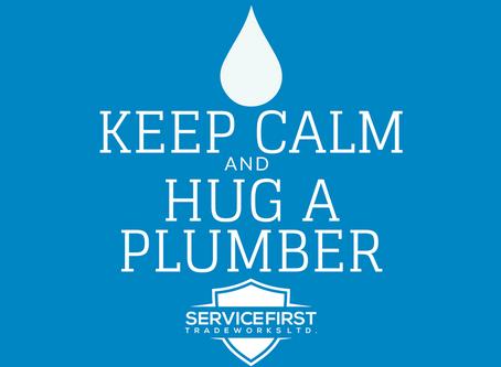 National Hug A Plumber Day