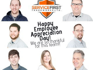 Happy Employee Appreciation Day 2020!