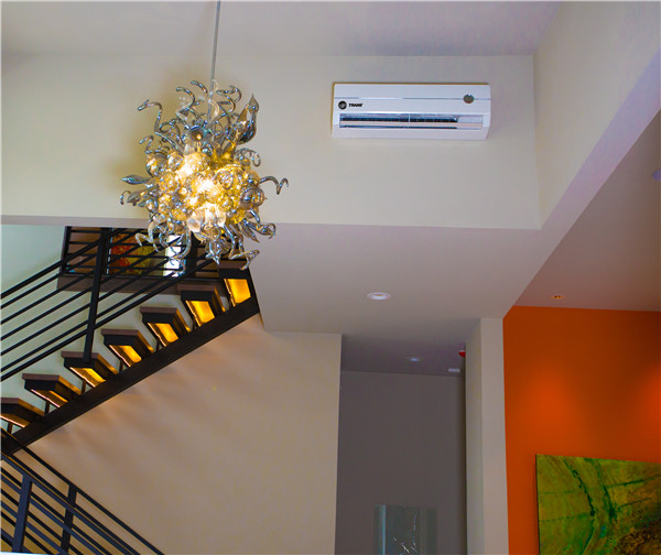 Trane Ductless System