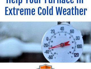 Help Your Furnace In Extreme Cold Weather