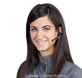 Carene - Owner/Admin
