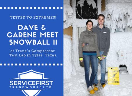 We Met Snowball II!