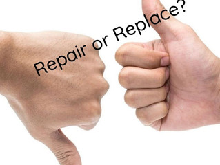 When is it right to replace vs. repair your old HVAC system?