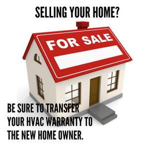 Transfer your warranty