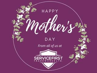 Happy Happy Mother's Day!