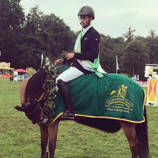 Crossy & Rene, Dobrock Champion 2019