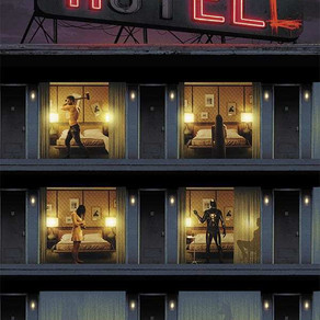 HOTELL, ISSUE #1