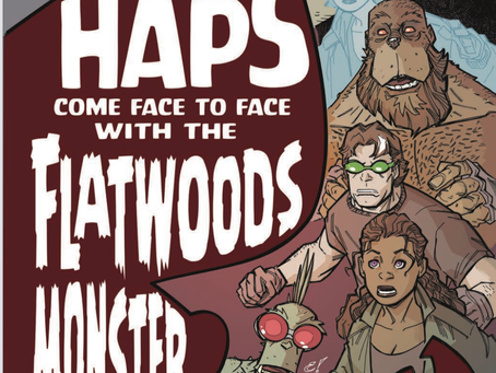 THE PERHAPANAUTS: SECOND CHANCES, ISSUE #1