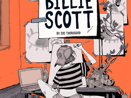 THE IMPENDING BLINDNESS OF BILLIE SCOTT