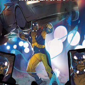 X-O MANOWAR, VOL. 5/ISSUES #1-3