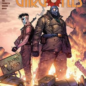 BROKEN GARGOYLES, ISSUES #1-3
