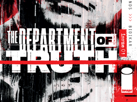 DEPARTMENT OF TRUTH, ISSUE #1