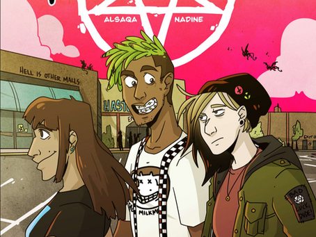 RAISE HELL!, ISSUE #1