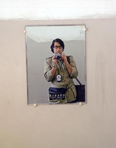 Art Kane Self-Portrait