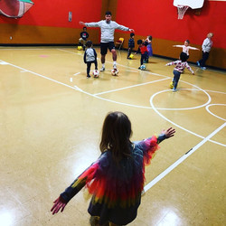 Soccer Class with Ames Soccer Club