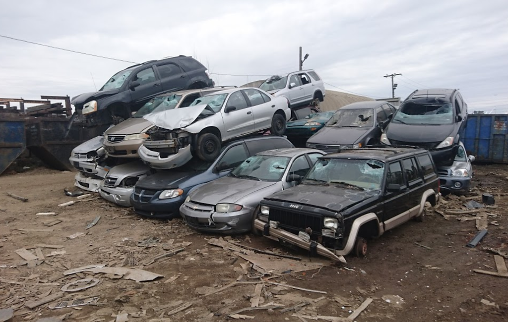 Top Cash for Scrap Cars Mississauga | Scrap Car Removal Mississauga