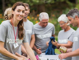 Building Your Personal Brand: Volunteering