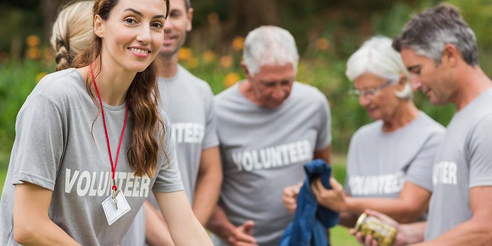 Volunteer Orientation 3/6/21